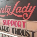 The Lusty Lady is an old Seattle iconic adult entertainment venue.