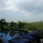 I think I can see Makati area?