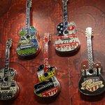 guitar deco