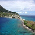 @ Scott's Head, Champagne Reef, Scott's Head  and Soufriere Sulphur Springs Excursion Day