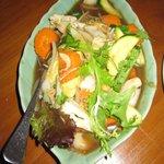 Calamari salad (??)