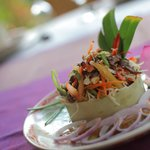 Vermicelli Salad with beef
