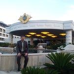 luxery resort