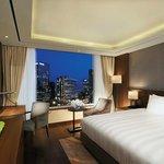 Junior Suite King Double  Bed room