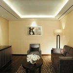 Junior Suite King Double Living room2