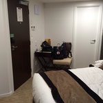 Tiny rooms!!