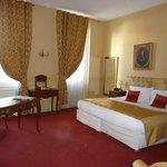 Hotel Riquet Deluxe Room.