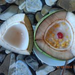 Coconut Corn