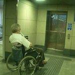 Lift Porta Susa station