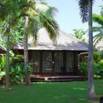 Balinese style bungalow