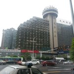 Milky Way Hotel from Wuyi Ave