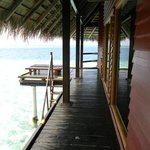 Sun Deck - Water Villa