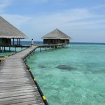 Water Villas - Old Style