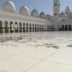 Moschea di Abu Dhabi