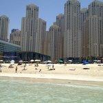 Spiaggia marina Dubai