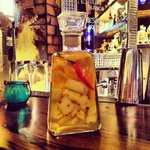 Infused tequilas