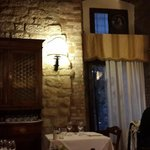 dining room  Il Cantinone