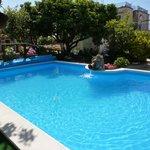 Hotel Ristorante La Rondinella Baia di Sorgeto Foto