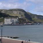 View of the Great Orme from the Hotel