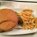 Bacon burger!