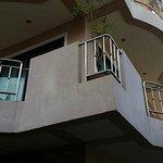 superbe double balcon vue sur nainai road