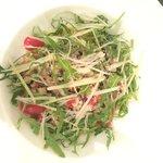 Crab Salad with Apple