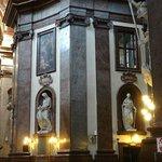 Prague church St. Francis of Assisi interier