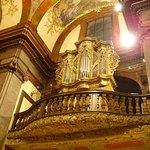 Prague St. Francis od Assisi organ