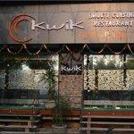 KWIK Restaurant Entrance