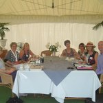 B&B Association of New Zealand ( Hawke's Bay group) meeting at Birdwood