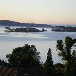 les Iles Borromées vues de Baveno