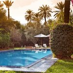 Jardin piscine Villa