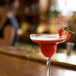 Cocktail time:Strawberry Martini