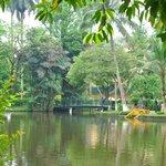 Park of Ho Chi Minh complex