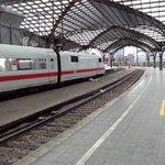 Вокзал Кельна