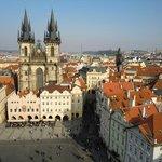 旧市庁舎の塔からの眺め2