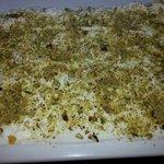 Semifreddo di ricotta e pistacchio