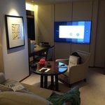 Huge tv