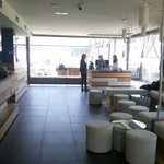 Fosboury cafe. Nice and good place..