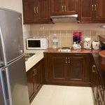 Kitchen - C7 (1 bedroom apartment)