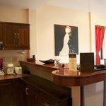 Kitchen/Living area -  C7  (1 bedroom apartment)