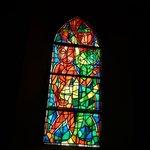 One of Lydia Roppolt's windows