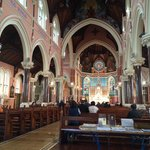 Interior of St Mary Star of the Sea - West Melbourne