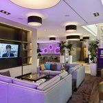 Lobby Lounge with 55 inch TV