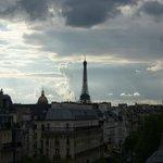 Duplex - Eiffel Tower View
