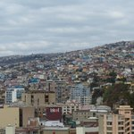 Colorful homes of Valparaiso