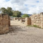 Front of the Israelite Entrance gate