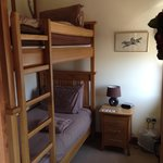 Second bedroom of Cottage 1
