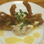 Tempura Soft Shell Crab with