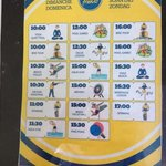 Actvity Board posted by Iberostar Star Friends